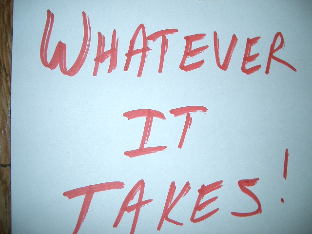 Whatever It Takes! by Donna Ragland